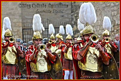 Centuria Romana Munda 2015 Viernes Santo