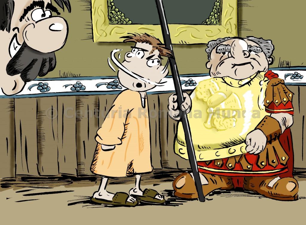 Comic 4 Centuria Romana Munda Montilla