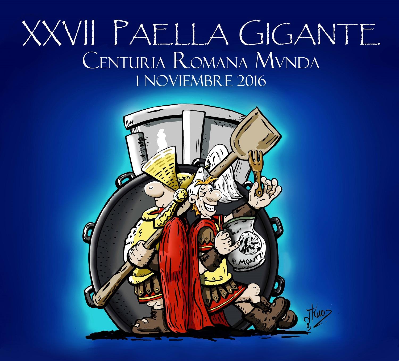 Paella Gigante 2016